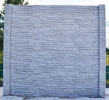 Sicht- & Lärmschutzwände aus Beton günstig kaufen | eBay