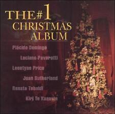 #1 Christmas Album by Joan Sutherland, Placido Domingo, Luciano Pavarotti, Kiri