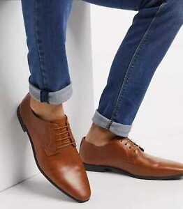 Ex Store Top Man Men's Boys Derby Shoes
