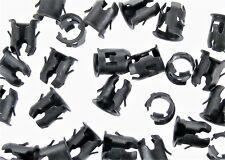 "Ford Emblem & Trim Barrel Clips- Fits 1/4"" Hole- 7/32"" Stud- 20 pcs- #019"