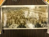 """1948 National Chiefs of Police Convention Photograph, 20"""" x 10"""" - VS4"""
