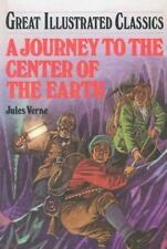 Great Illustrated Classics: Journey to the Center of the Earth Great Illustrated