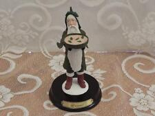 Duncan Royale Wassail 6 inch History of Santa Claus Figurine