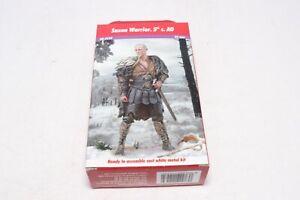 Andrea Miniatures Saxon Warrior 5th Century AD Soldier 54mm Figurine Metal Kit
