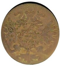 1870-1890 IMPERIAL RUSSIA HIGH RANKED MILITARY BUTTON  #WT4068