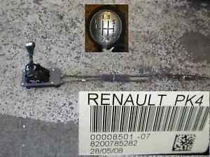 Renault Megane Sport 2002-2008 175 2.2 2.0 dCi GearstickSelector Cables 6 speed