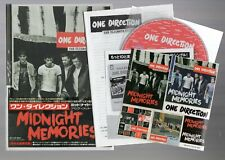 MIDNIGHT MEMORIES The Ultimate Edition [CD] ONE DIRECTION [with OBI]
