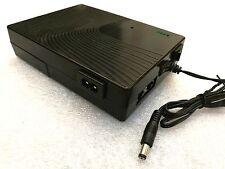 Mini POE 100~240V POE UPS 9V 12V DC optional and 24V Output POE UPS 24W