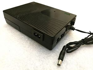 Mini POE 100~240V POE UPS 9V 12V DC optional and 24V Output POE UPS 24W