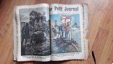 LE PETIT JOURNAL ILLUSTRE, COLLECTION ANNEE COMPLETE 1909