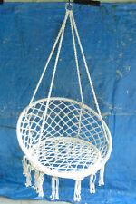 Caromy Hanging Hammock Chair Macrame Swing # X001Xwb6Kx