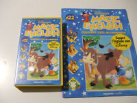 Disney's Magic English - Country Life: In Campagna N°22 - VHS + Allegato