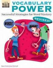 Vocabulary Power: Successful Strategies for Word Mastery