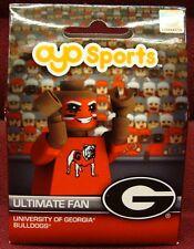 Georgia Bulldogs Ultimate Fan Oyo Minifigure Brand New Free Shipping
