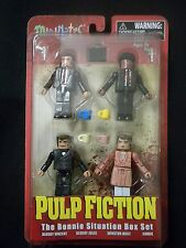 Pulp Fiction 20th Anniversary Bonnie Situation Minimates Box Set