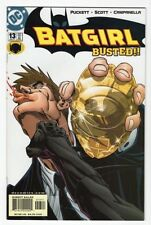 """Batgirl - Issue #13 """"Busted!"""" (DC Comics 2001) NM"""