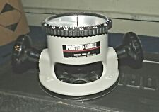 Porter-Cable 1001-T2 3-1/2-Inch Router Base For Pc 100 & 690 Series Routers