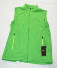 NWT Kjus Men's Dorian Vest, Golf, Size L EU 52, Lightweight, Windbreaker