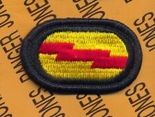 US Army 75th Infantry Airborne Ranger Regiment para oval patch m/e B