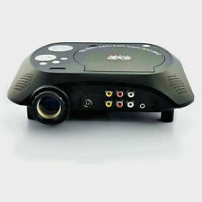 HOT LED Multimedia Projector with DVD Movie Player 320x240 60  Ansi Lumens 500:1
