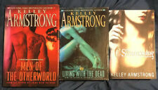 Kelley Armstrong 3 Book Lot