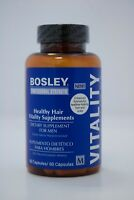 BOSLEY PROFESSIONAL HAIR VITALITY SUPPLEMENT VITAMINS FOR MEN - 60 TABLETS