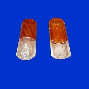 2 x Hella Ersatzglas, Lichtscheibe für Begrenzungsleuchte K 23246, 9EL087769001