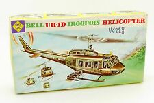 ROCO 1/87 HELICOPTERE BELL UH-1D IROQUOIS KIT A MONTER AVEC SA BOITE