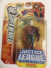 "DC Super Heros Justice League Unlimited Action Figure 4.5"" Metamorpho - New"