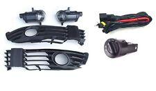 Nebelscheinwerfer+ Gitter+Kabelbaum+ Schalter f. VW PASSAT 3BG 3BG B 5.5 3B3 3B6