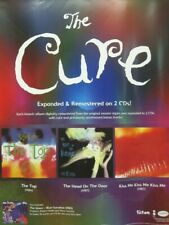 The Cure 2006 Expanded & Remastered promotional poster #1 Flawless New Old Stock