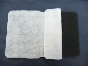Set 1x Schwammfilter +10 x Filtertuch Wärmepumpentrockner Beko Grundig Blomberg