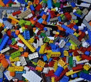 1Genuine Sanitised LEGO Bundle Mixed ½KG 500g Bricks Parts Pieces Starter Bulk