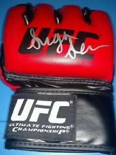 "Sean "" SUGAR"" O'Malley Signed UFC glove MMA"
