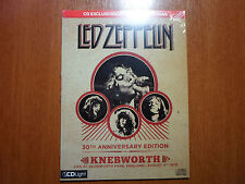Led Zeppelin ‎– Knebworth 1979  Brazil exclusive RARE