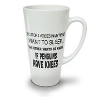 Funny Slogan NEW White Tea Coffee Latte Mug 12 17 oz | Wellcoda