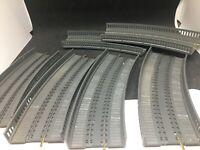 Jouef HO 6 rails courbes passage superieur