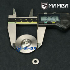 MAMBA Turbo Wastegate 37mm Flapper Valve suit Ford BA BF FG XR6 F6 F6X FPV GT35R