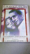 "DVD ""EL ESLABON DEL NIAGARA"" JONATHAN DEMME ROY SCHNEIDER JANET MARGOLIN"