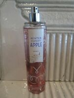 BATH & BODY WORKS WINTER CANDY APPLE FRAGRANCE MIST 8 OZ (90% FULL) SEE DETAIL