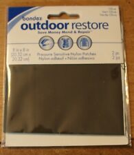 2 Packs Outdoor OLIVER MEND/REPAIR PATCHES Tent Jacket Backpack Canvas or Nylon