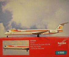Herpa Wings 1:500 McDonnellDouglas MD-88 Iberia EC-FGM  531429  Modellairport500