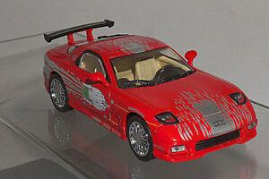 Greenlight 1/43 Mazda RX-7 1993 Red