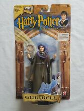 2001 mattel HARRY POTTER And The Sorcerer's Stone PROFESOR QUIRREL moc limited