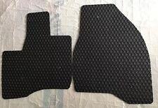 Black Lloyd Rubertite 2pc Front Floor Mats for 2011-2014 Ford Explorer