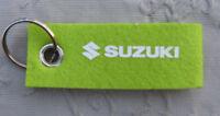 Suzuki SX4 S-Cross Filz Schlüsselanhänger Keychain NEU (A53v)