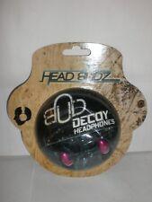 Head Budz Bud Decoy Headphones Pink