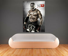 WWE REY MYSTERIO  ART WALL GIANT POSTER