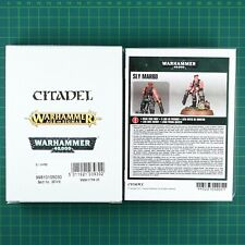 Sly Marbo Catachan Jungle Fighters ASTRA Militarum Warhammer 40k
