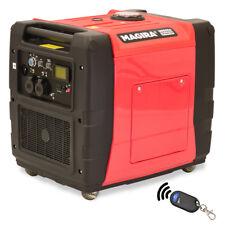 Diesel Inverter Stromerzeuger 5500W E-Start Digitaler Generator Notstromaggregat